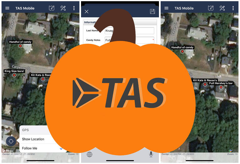 Tricks & Treats with TAS Tools