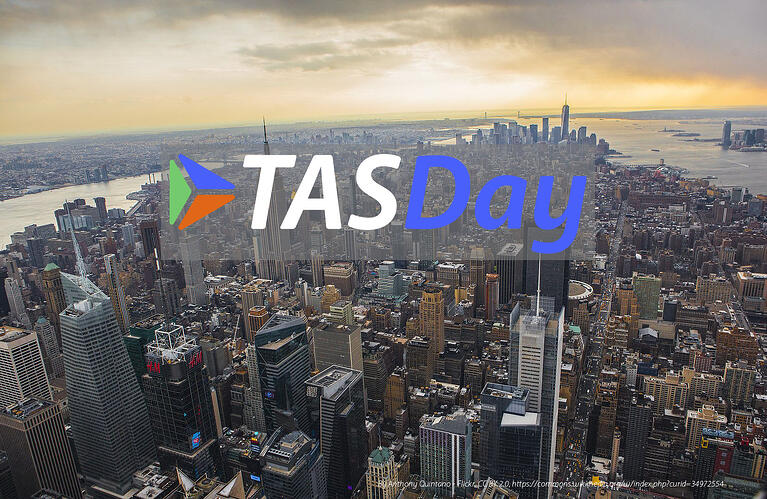 TAS Day Takes Manhattan