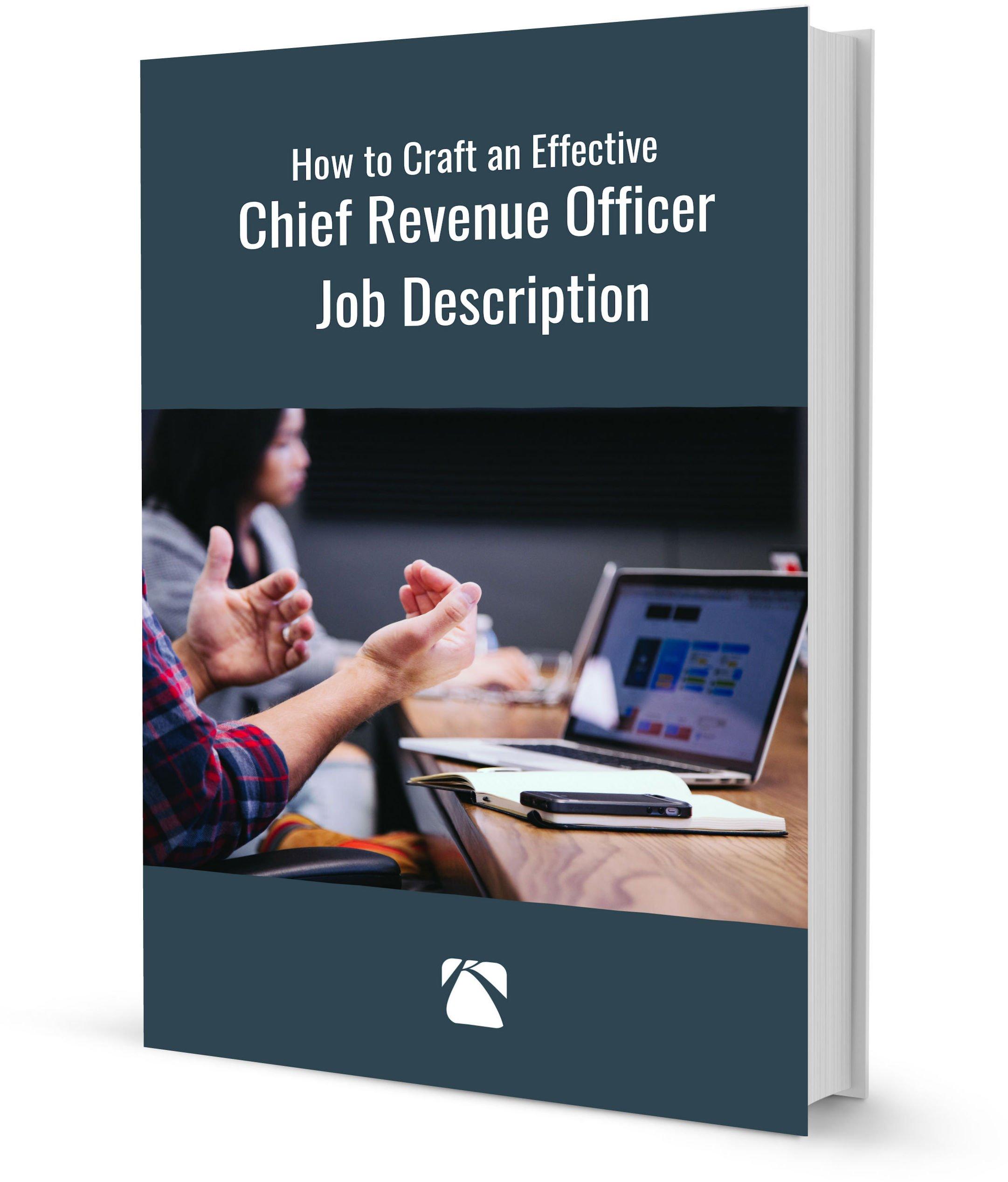 Chief Revenue Officer Job Description