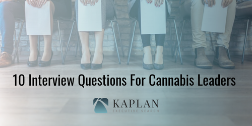Interview Questions for Cannabis Jobs