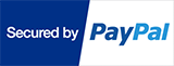 Secured by PayPal