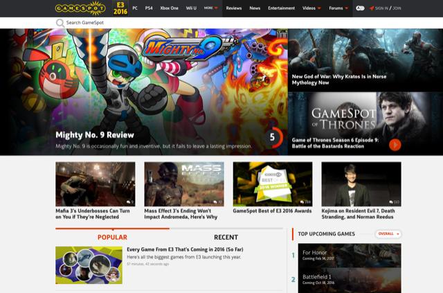 Gameing Sites