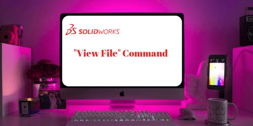 _View File_ Command equivaQ