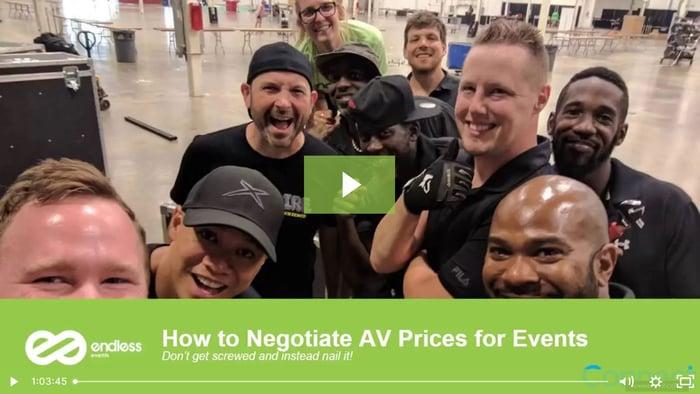 negotiating prices