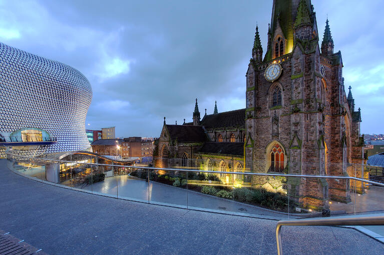 Investing in Birmingham: Cementing our Place in the Region