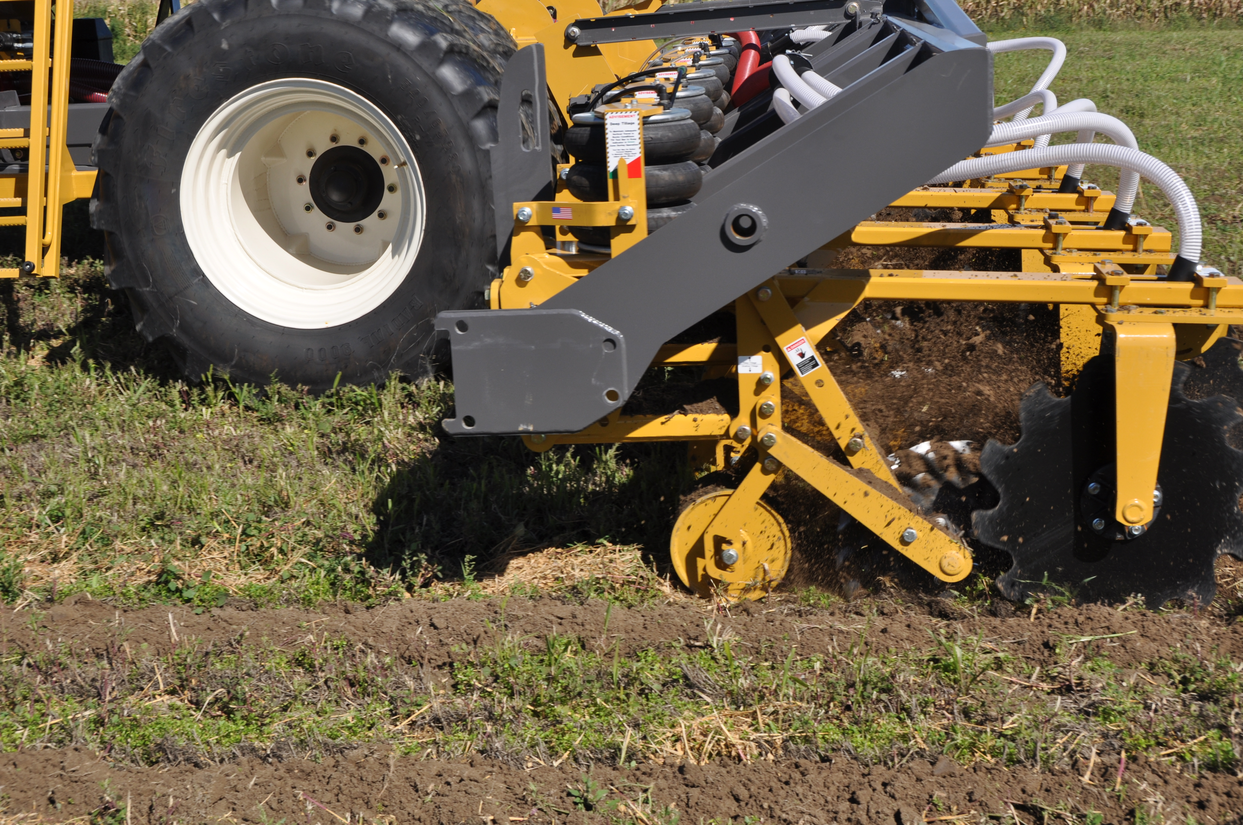 Getting to know the tough and versatile soilwarrior for Soil warrior