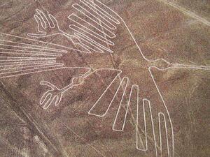 Nazca Lines of Peru by Flight