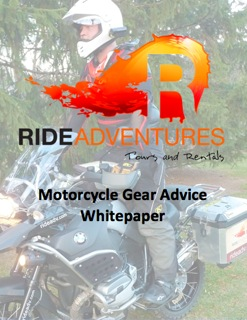 Motorcycle Gear Advice