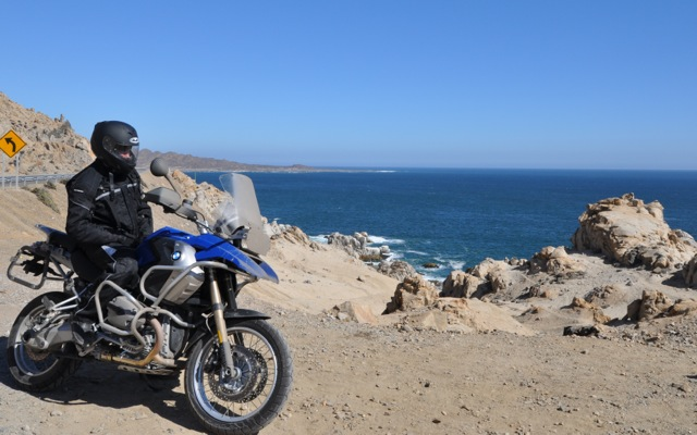 Pacific Coast Motorcycle Trip Chile and Argentina
