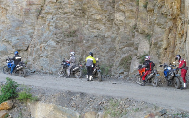Andes Mountains PeruMotorcycles