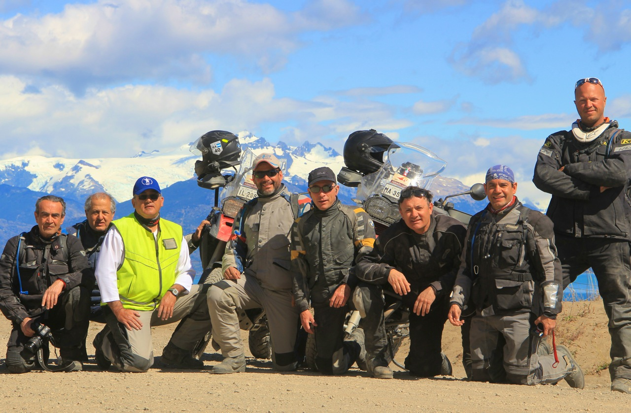 Motorcycle Group Trip
