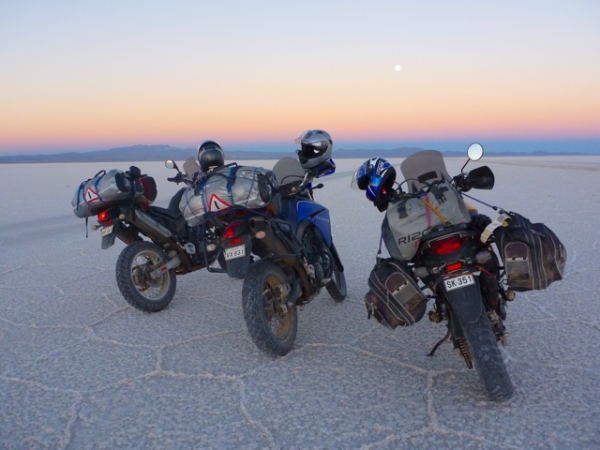 Peru Bolivia Motorcycle Rental