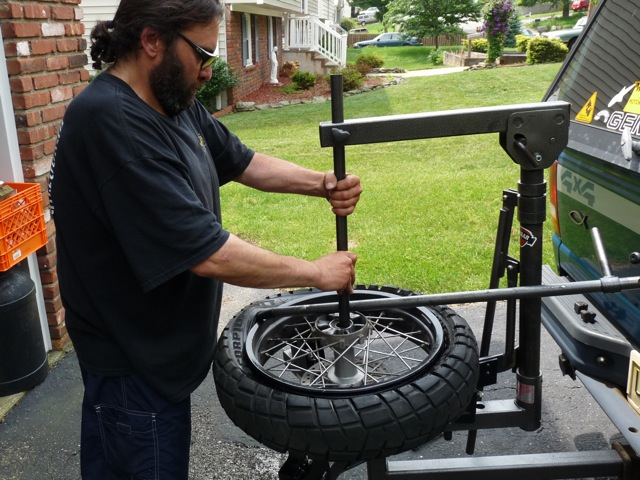 Image Result For No Mar Tire Changer