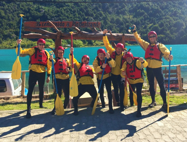 Rafting Rio Baker Chile