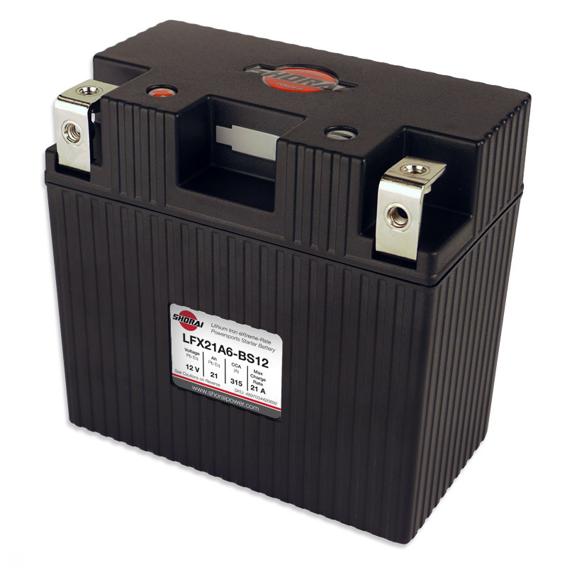 Shorai Power Motorcycle Battery