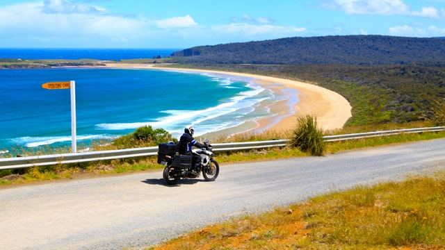 New Zealand Motorcycle Trip