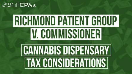 Richmond Patients Group v IRS Commissioner