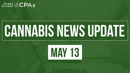 cannabis news update