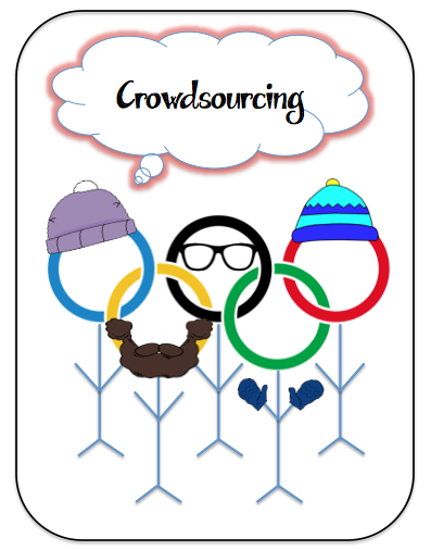 crowdsourcing winter olympics