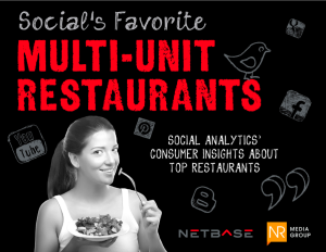 Social Media Analytics eBook | Netbase