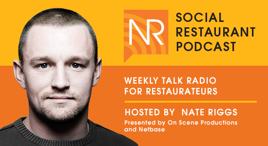 Social Restaurant Podcast Title Banner