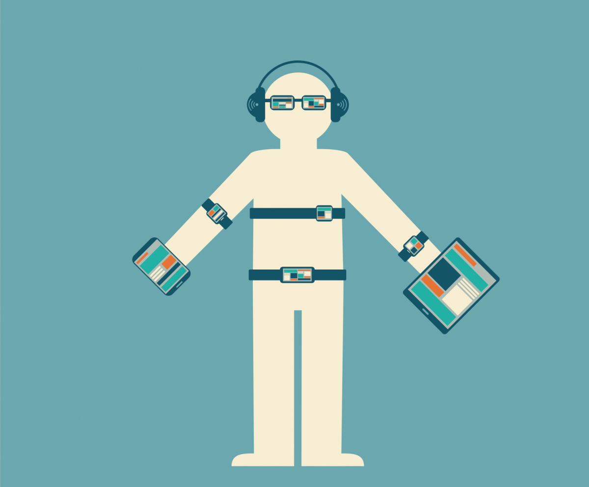 wearables impact content marketing