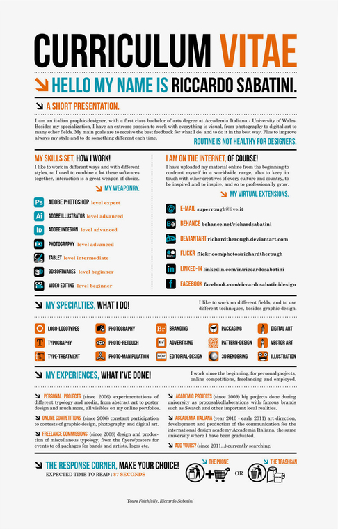 top creative resumes topresume resume review christine the best