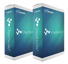 Cincom ObjectStudio and Cincom VisualWorks