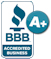 Tyent USA: Rated A+ by The BBB (Better Business Bureau)
