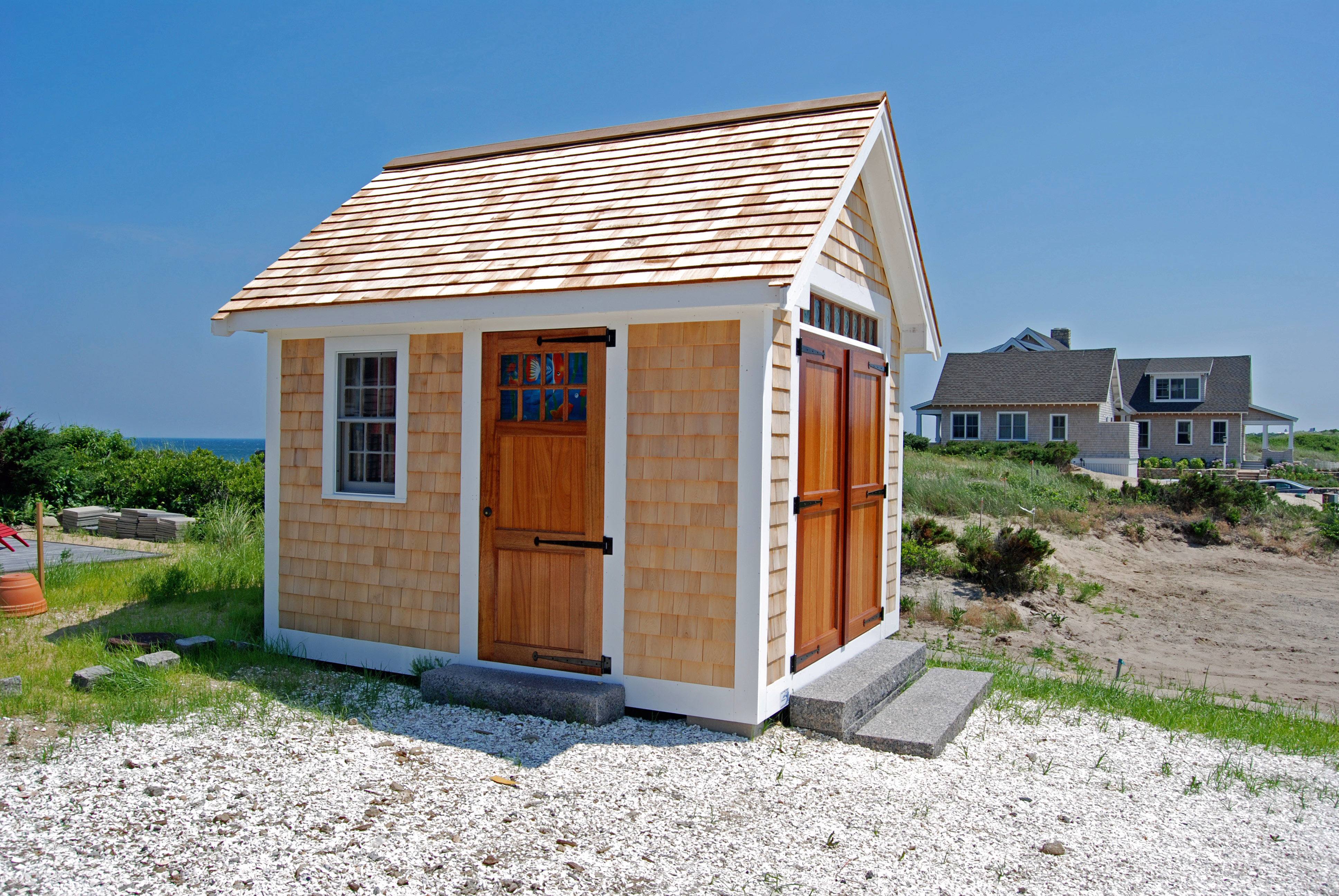 10 x 12 Custom Nantucket Boathouse