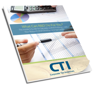 R&D Tax Credit Whitepaper