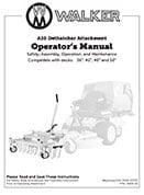 Operator's Manual (6605-15)
