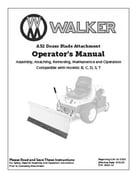 Operator's Manual (6622-12)