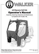 Operator's Manual (7662-12)