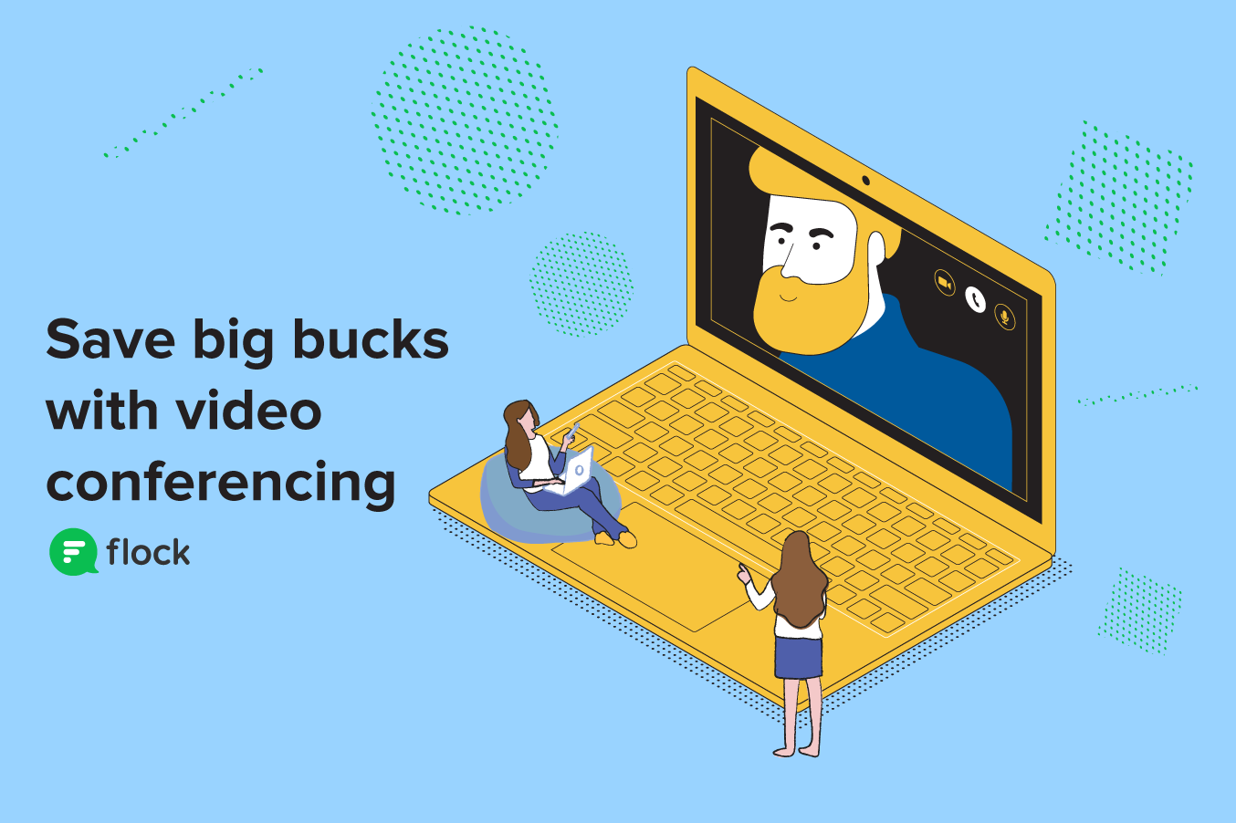 Video conferencing can transform the way you do business