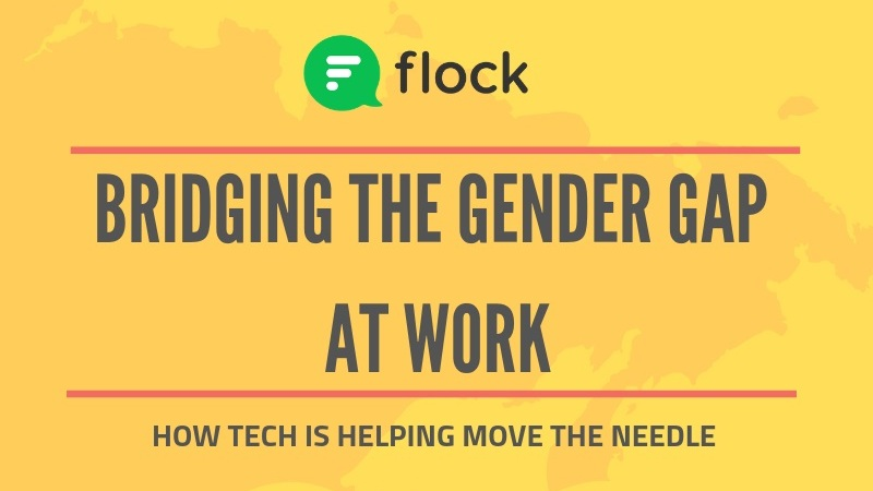Has workplace tech made a meaningful difference in bridging the gender gap? We find out.