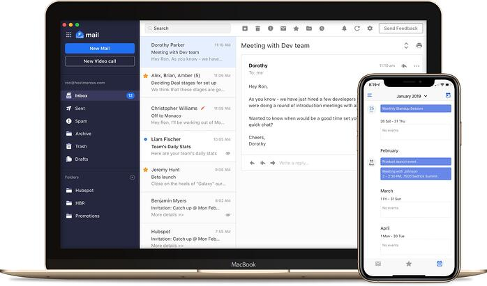 Flock launches Email and Calendar for businesses