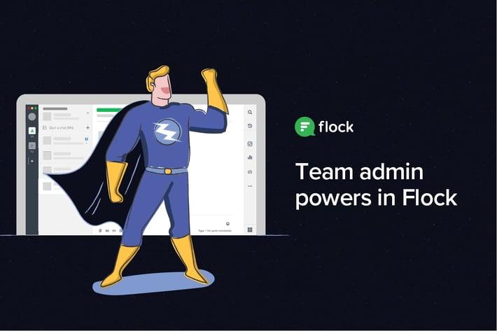 More Power to You, Team Admins