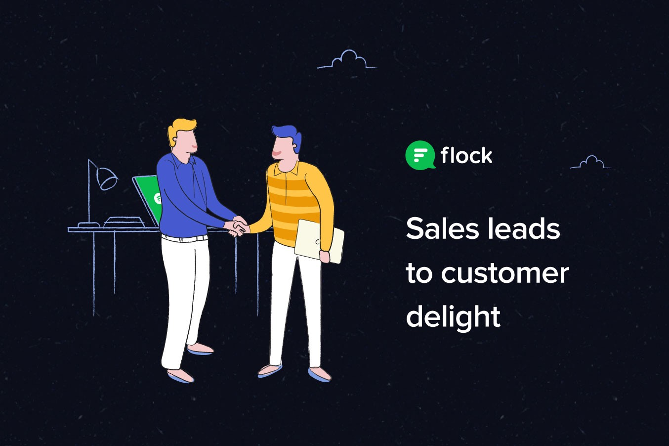 How to close more deals with Flock