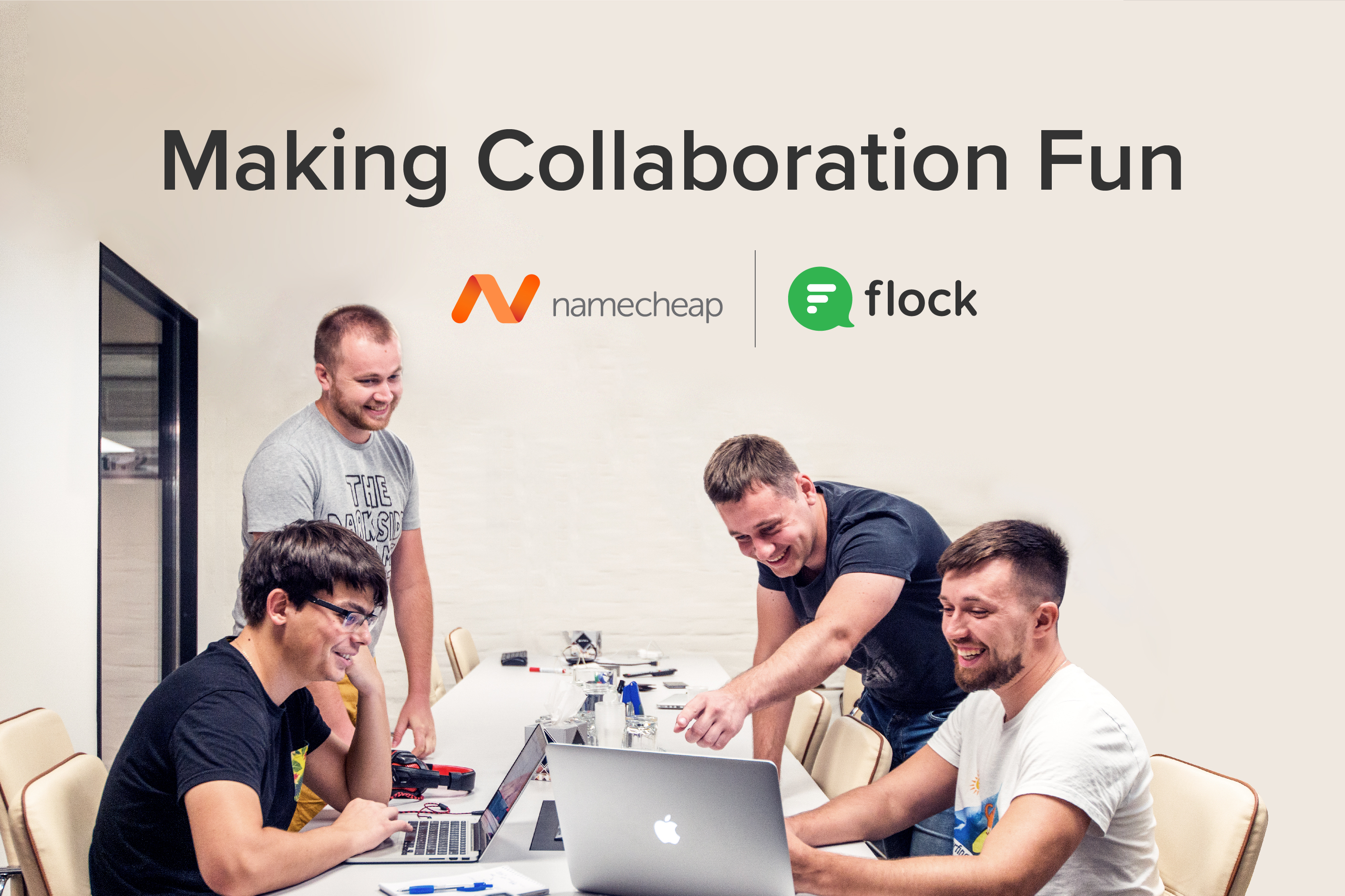 HipChat to Flock: Here's how the global team at Namecheap does great work from their virtual office while having fun