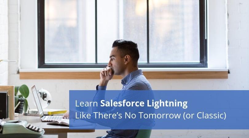 Learn-salesforce-lightning