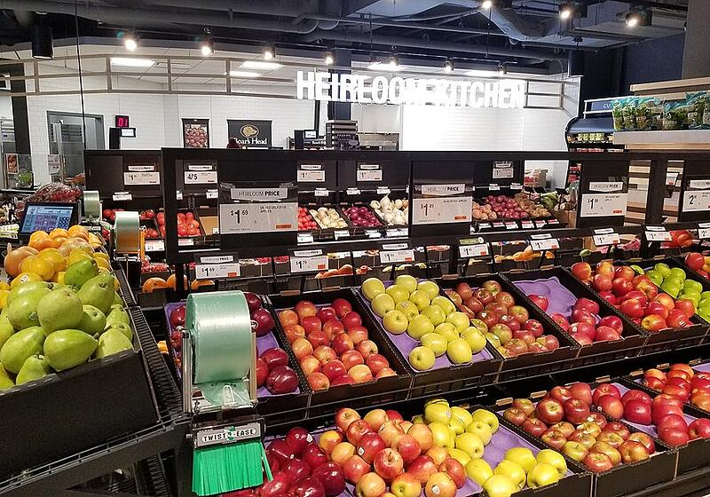 Giant Heirloom Market just opened in Graduate Hospital. Here are the healthy picks.?noresize