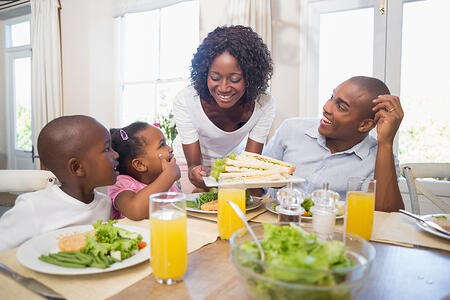 5 Ways to Get Your Family Back on Track to a Healthier Lifestyle