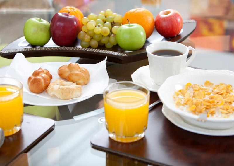 Low FODMAP Breakfast?noresize