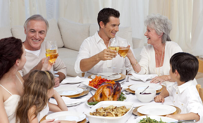 Managing IBS During the Holidays?noresize