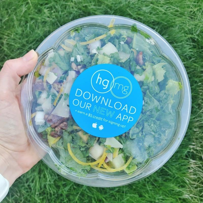 Nutrition Breakdown: Keepin' it Healthy at honeygrow?noresize