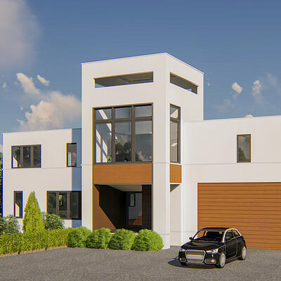 Showhome Rendering (front)