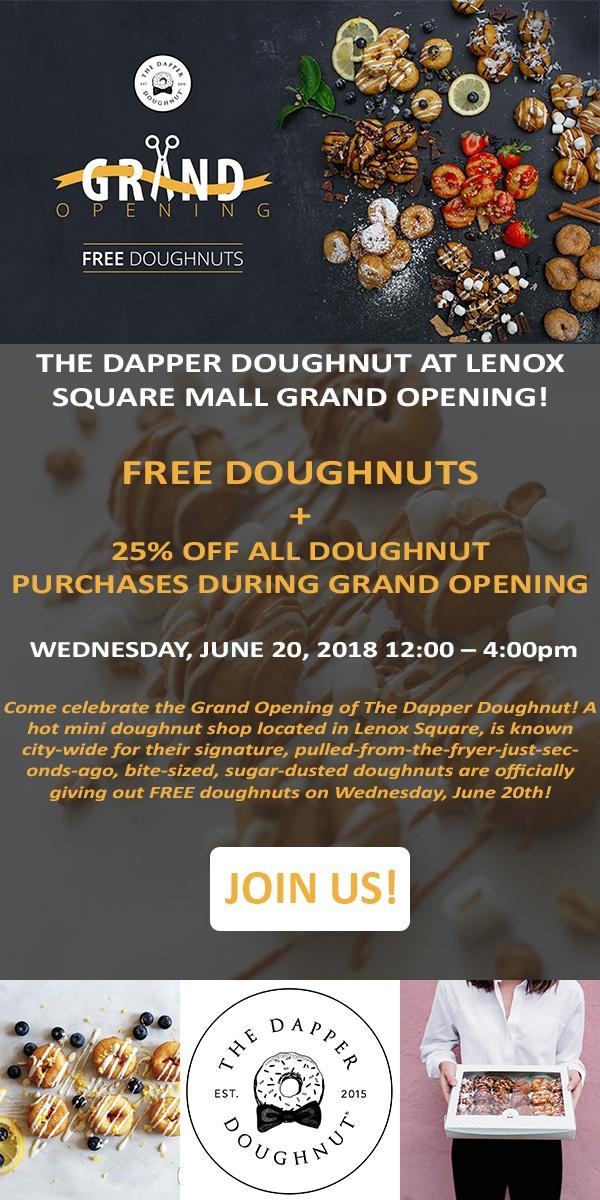 dapper doughnuts