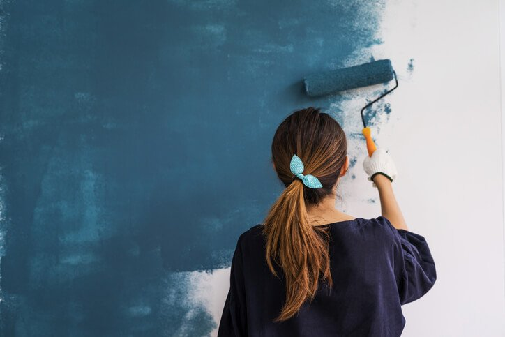 How to Paint your Home or Apartment: A Beginner's Guide