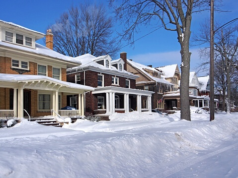 Winterizing your Home for the Season ahead
